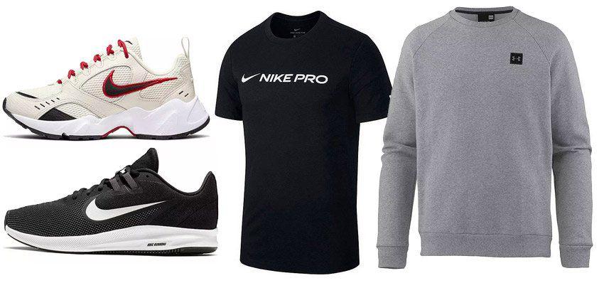 SportScheck: 15% Rabatt auf reduzierten Schuhe & Textilien   z.B. Nike Kinder Sneaker für 14,41€
