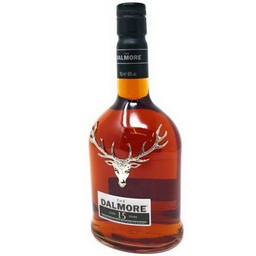 Dalmore 15 Jahre Single Malt Scotch Whisky (40 Vol. %, 0,7 l) für 54,99€ (statt 65€)