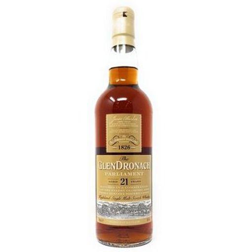 Glendronach Parliament 21 Years Single Malt Whisky 0,7 l für 89,99€ (statt 111€)