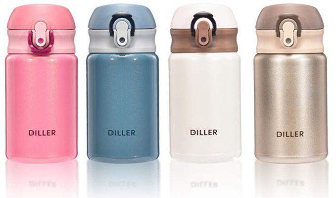 Thermobecher (300ml) mit Isolierfunktion in 4 Farben für je 9,49€   Prime