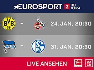Prime: Ausgewählte Bundesliga Spiele 1 Monat gratis im Eurosport Player auf Amazon