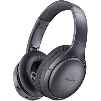 Boltune BT BH010   ANC OverEar Headset mit CVC 8.0 & Bluetooth 5.0 für 19,99€ (statt 53€)