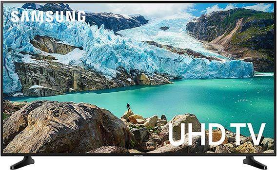 Online ausverkauft! Samsung UE70RU7099 (Modell 2019)   70 Zoll UHD SMART TV für 709,99€ (statt 800€)