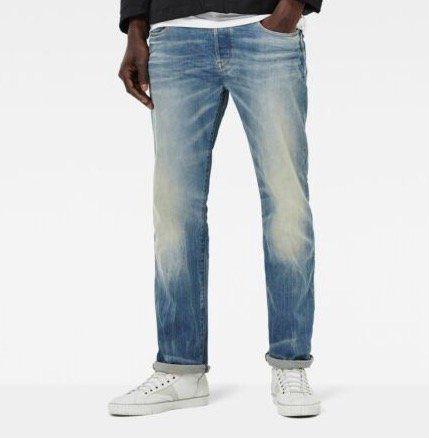 G Star RAW 3301 Relaxed Herren Jeans für 46,78€ (statt 62€)
