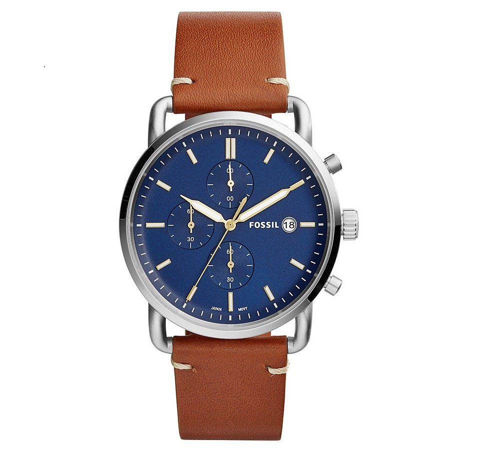 Fossil FS5401 The Commuter Herrenuhr für 48,30€ (statt 88€)