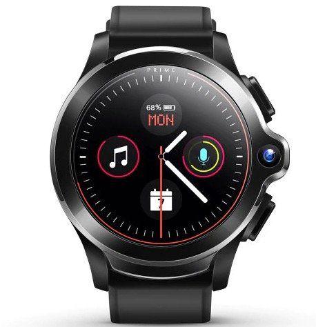 KOSPET Prime SE Smartwatch mit LTE + Face Unlock für 90,47€   Priority Versand