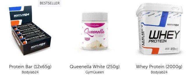20% Rabatt auf alles bei vitafy   z.B. 1kg Mammut Whey Protein Vanille für 13,59€