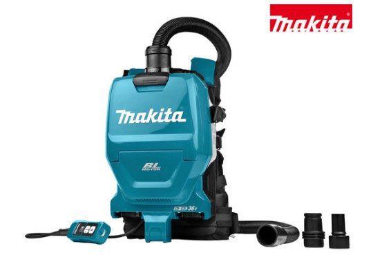 Makita 36V Rucksackstaubsauger DVC260ZX für 155,90€ (statt 285€)