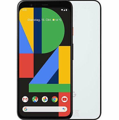 Google Pixel 4 XL 64GB in Schwarz oder Weiß für je 550,76€ (statt 696€)   nur Marktlieferung