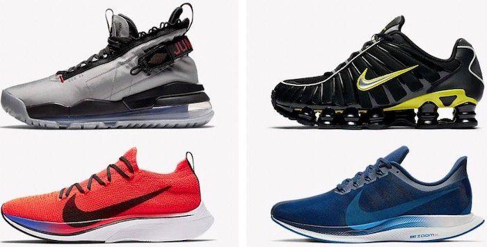 Bis Mitternacht: Nike Sale mit bis zu 50% Rabatt + 30% Gutschein + keine VSK   z.B. Nike Air Max 90 für 68,90€ (statt 100€)
