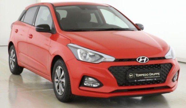 Hyundai i20 YES mit 84 PS im Privatleasing für 74,98€mtl.   LF: 0.67
