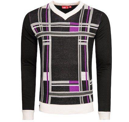 Puma Herren Crofter V Neck Sweatshirt für 8€ (statt 19€)   XS, S, M