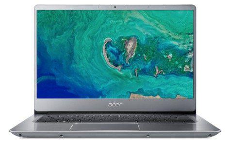 Acer Swift 3 Notebook mit Core i3, 4GB und 128GB SSD für 349€ (statt 399€)