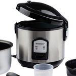 Silvercrest Reiskocher mit Dampfgareinsatz für 19,94€(statt 34€)