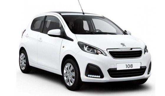 Privat: Peugeot 108 Top Collection VTI 72PS incl. Full Service für 69€ mtl   LF 0,68