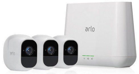 Arlo Pro 2 Sicherheitssystem mit 3 Kameras für 399€ (statt 590€)