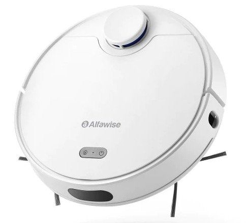 Alfawise V10 Max Saug/Wischroboter mit LDS für 213,21€   Versand aus CZ