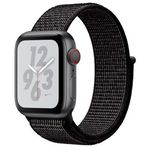 Apple Watch Series 4 Nike+ (GPS + Cellular) in 40mm mit Sport Loop für 399€(statt 453€)