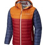Columbia Powder Lite Hooded Jacket Kunstfaserjacke für 72,97€ (statt 92€)