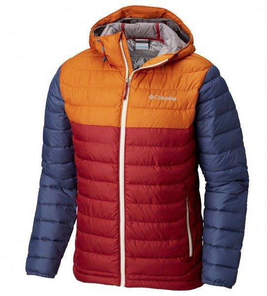Columbia Powder Lite Hooded Jacket Kunstfaserjacke für 72,97€ (statt 92€)