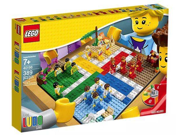 Lego Exklusiv Ludo Brettspiel für 31,49€ (statt 43€)
