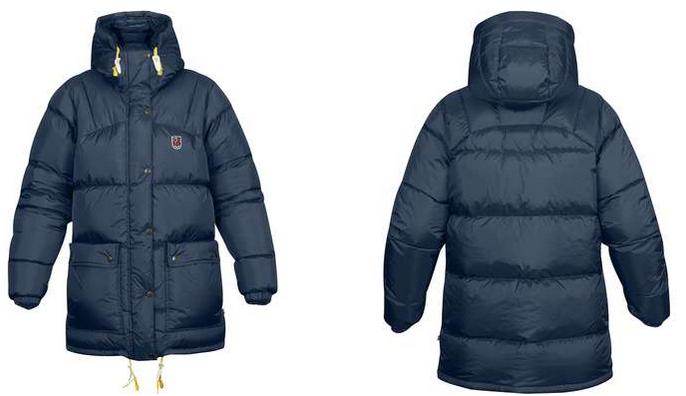 Vorbei! Fjällräven Jacke Expedition Down Jacket W 260€ inkl. VSK (statt 800€)