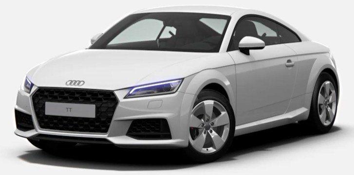 Audi TT Coupe 40 TFSI S tronic im Gewerbe Leasing für 246€ mtl.   LF: 0,68