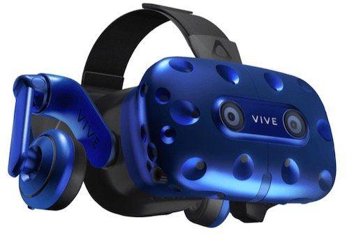 HTC VIVE Pro (nur Headset) für 663,99€(statt 840€)