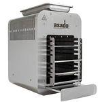 Ausverkauft! Asado 800 Grad Oberhitze Gasgrill für 99€(statt 214€)