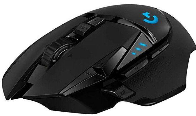Logitech G502 LIGHTSPEED Wireless Gaming Maus für 79€ (statt 103€)