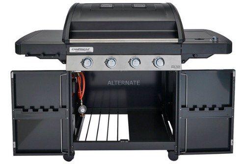 Campingaz 4 Series DH Classic EXS D 2019 Dual Heat Gasgrill für 449€ (statt 640€)