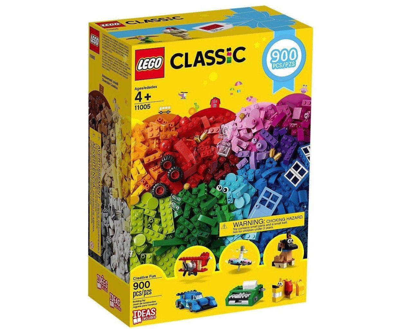 LEGO Classic Baustein Box mit 900 Teilen für 23,94€ (statt 36€)