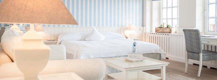 ÜN im 4*S Strandhotel Glücksburg inkl. Frühstück, Dinner und Wellness ab 64,50€ p.P. bis März