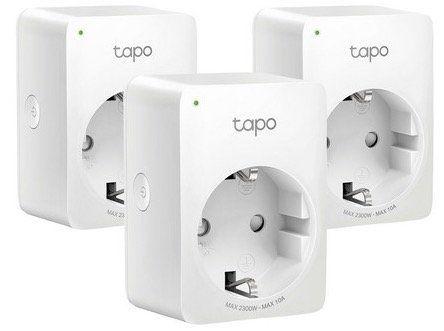 3er Pack TP Link P100 Smart Steckdose für 30,90€ (statt 45€)
