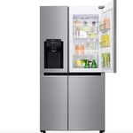 LG GSJ761PZZZ Side-by-Side mit NoFrost + Wasser- und Eiswürfelspender für 1.628,95€ (statt 2.639€)