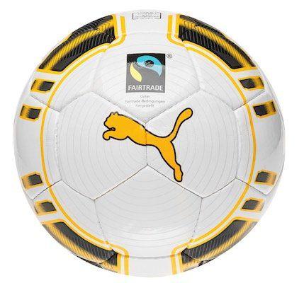 Puma evoPOWER Fair Trade Fußball in Größe 5 für 10,99€(statt 20€)