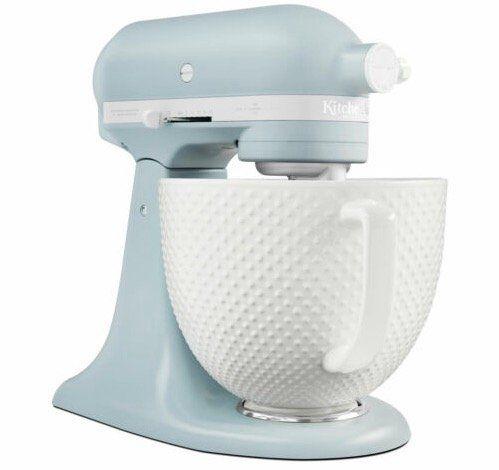 KitchenAid Artisan 5KSM180RCEMB Küchenmaschine mit 300W für 449,90€ (statt 505€)
