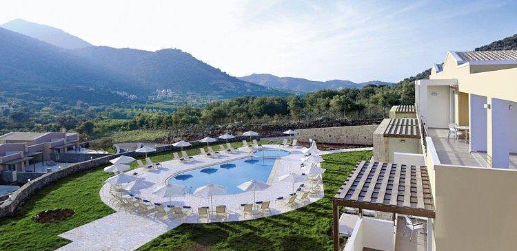 Kreta: 1 Woche im 5* Hotel inkl. Halbpension & Flügen ab 322€ p.P.