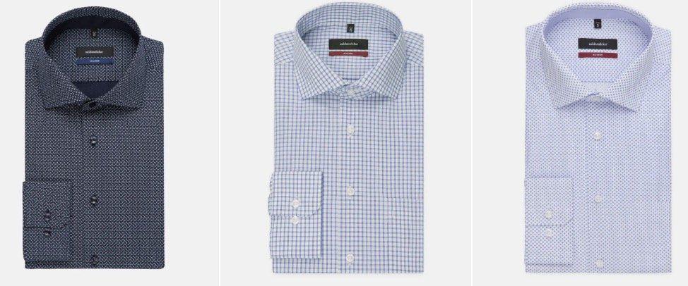 🔥 Seidensticker mit bis 50% Rabatt auf ausgewählte Business Hemden + 10€ Gutschein ab 50€