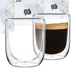 216er Pack Celeste d'Oro Senseo Pads inkl. 2 doppelwandige Gläser für 36,99€