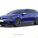VW Golf VII Variant 2.0 TSI 4Motion R im Gewerbe-Leasing für 212,29€ mtl. brutto – LF: 0.53