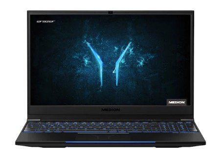 Medion Erazer X15807 Gaming Notebook mit RTX 2060 als B Ware für 1.249,99€ (statt neu 1.600€)