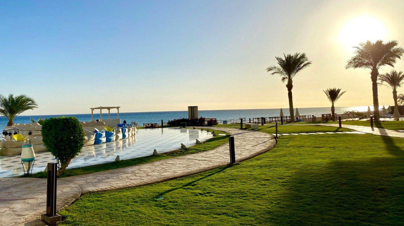 1 Woche Ägypten im 5* Hotel inkl. All Inclusive Plus, Flügen und Transfer ab 270€p.P.