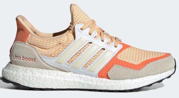 adidas Performance UltraBOOST S&L Damen Sneaker in Orange für 63,72€(statt 106€)   wenig Größen