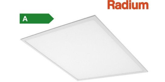 Radium LED Panel PNLA1786 (40W, 3.000K) für 25,90€ (statt 51€)