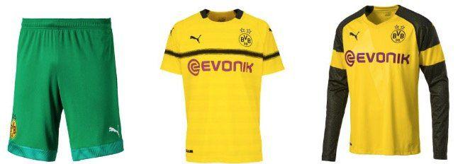 60% Extra Rabatt auf Borussia Dortmund BVB Artikel   Trikots, Hosen uvm...
