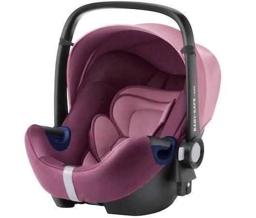 Britax Römer Baby Safe 2 i Size Babyschale in Wine Rose für 139,99€(statt 160€)