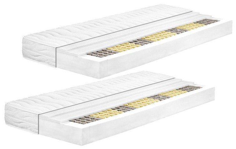 LIDL: Matratzen und Topper mit 20% Rabatt   z.B. Meradiso 7 Zonen H2 für 92,15€ (statt 117€)