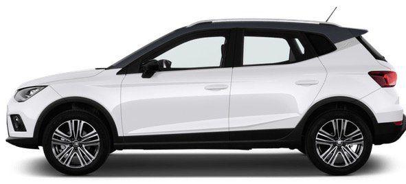 Privat: Seat Arona Style Erdgas mit Handschaltung & 90PS ab 98€ monatlich   LF 0,58