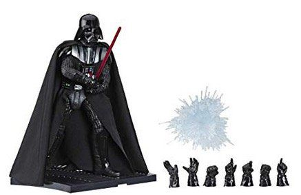 Hasbro Star Wars The Black Series Darth Vader Actionfigur 20cm für 63,78€ (statt 100€)